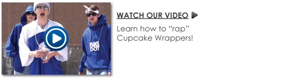Birthday Party Cupcake Wrappers Video