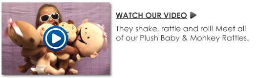 Plush Baby & Monkey Video - Birthday Party Gift Ideas