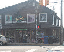 Farias Surf and Sport, Taylor and Bay Ave, Beach Haven, NJ