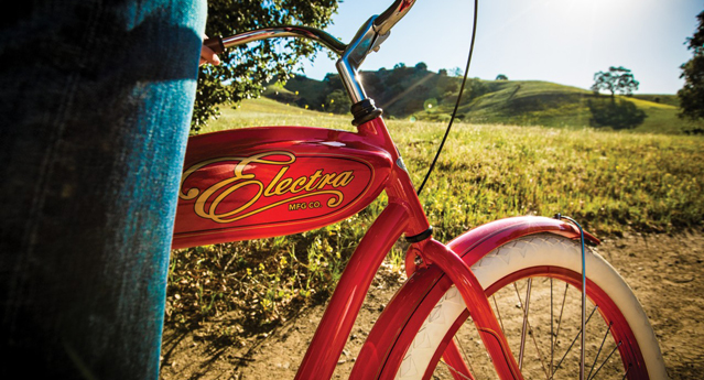 Farias Surf and Sport Electra Bike Rentals