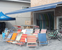 Farias Surf and Sport Beach Rentals Annex, Ship Bottom, NJ