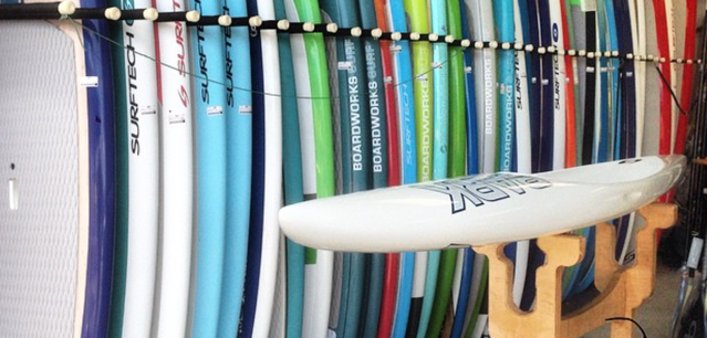 Farias Surf and Sport SUP Rentals