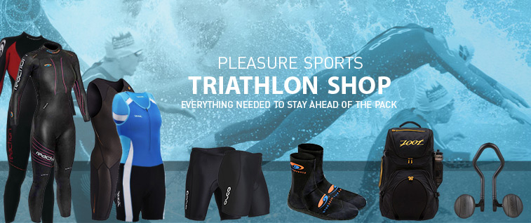 Triathon Shop Wetsuits and more!