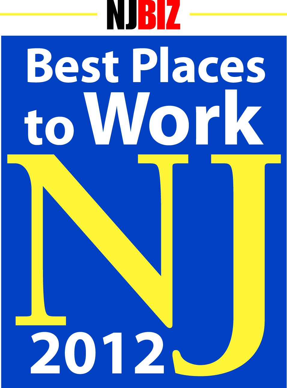 Sundance Vacations: Best Places to Work NJ 2012