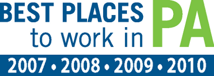 Sundance Vacations: 2010 Best Places to Work in PA