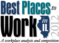 Sundance Vacations: 2012 Best Places to Work IL - Placed #15