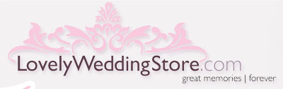 LovelyWeddingStore.com  -  great memories | forever