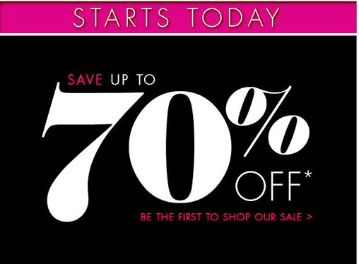70% Off Sale at Trendy Tummy Maternity