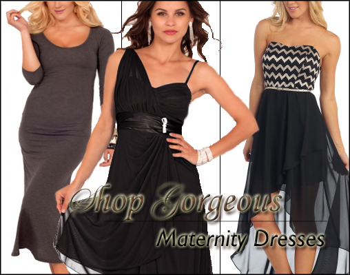 Shop Trendy Tummy Maternity Dresses