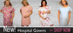 hospital gown,delivery gown,gownies,pregnancy delivery gown