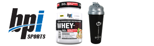 FREE BPI Shaker Cup With WheyHD Protein Purchase!