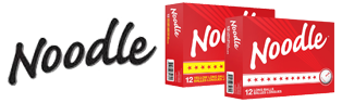 Save When Buying 2 Dozen Noodle Long Golf Balls!