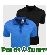 Golf Polos and Golf Shirts