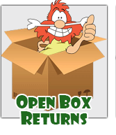 Open Box Returns