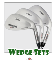 Golf Wedge Sets