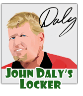 John Daly's Locker