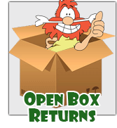 Open Box/Returns