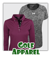 Ladies Golf Apparel