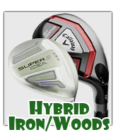 Ladies Golf Hybrid Clubs