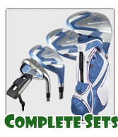 Ladies Complete Golf Sets
