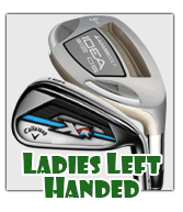Ladies Left Handed Golf Clubs