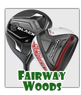 Left Handed Golf Fairway Woods