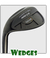 Left Handed Golf Wedges
