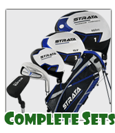 Left Handed Complete Golf Sets