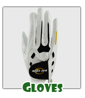 Left Handed Golf Gloves