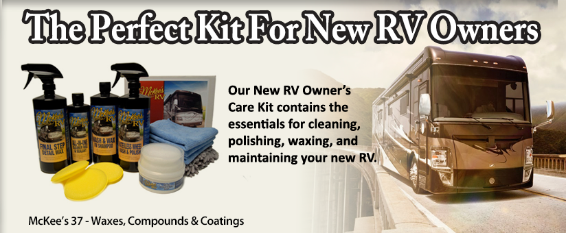 New RV Owners kit