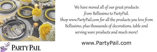 BellissimoFavors Has Closed