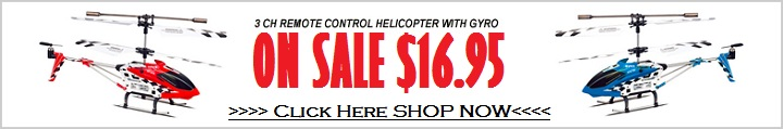 rc helicopter sale