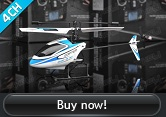 v911 rc helicopter blue