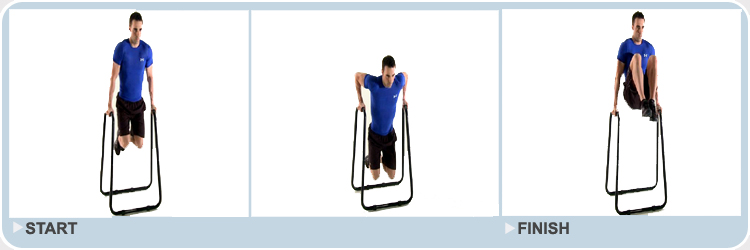 advanced exercise weighted dips with dip machine