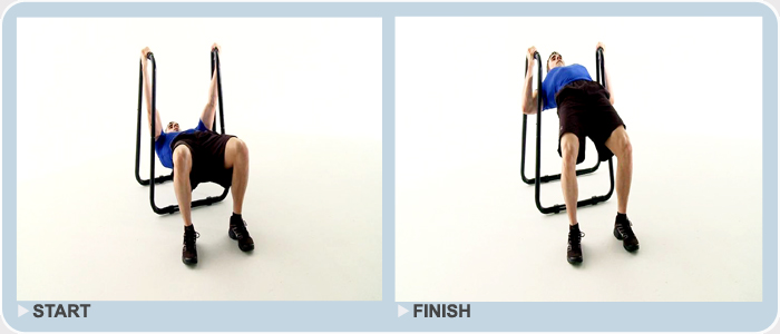 pull up bar dip station exercise - body weight rows