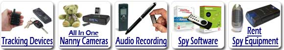 Covert Recording Devices