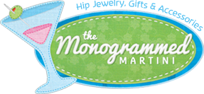 The Monogrammed Martini