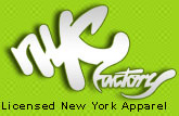 NYCFactory.com - Licensed New York Apparel