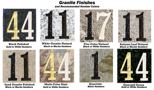 granitecolors