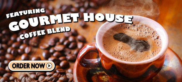 Gourmet House Coffee Blend