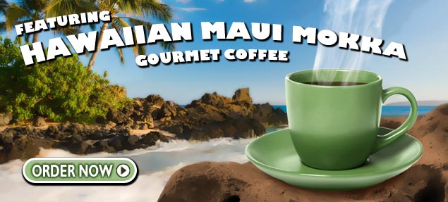 Maui Mokka Coffee
