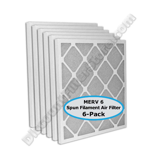 Nordic Pure 19/_3//4x22x1 Exact MERV 13 Pleated AC Furnace Air Filters 3 Pack