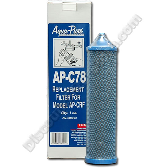 AquaPure AP-C78 Aqua-Pure Undersink Filter Replacement Cartridge at Sears.com
