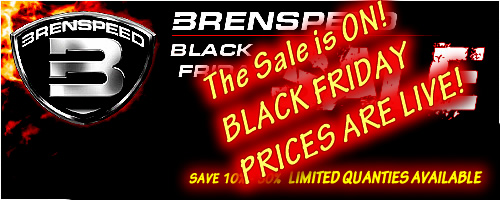 Brenspeed Black Friday Sale