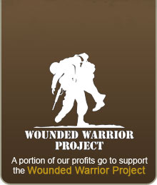 Support Wounded Warriors Because Freedom Isn't Free