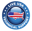 Live USA Technical Support