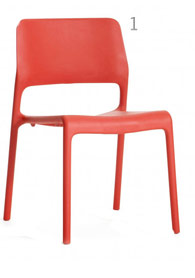 Spark Stacking Side Chair
