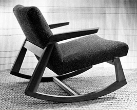 1945 Rapson Rocker for Knoll