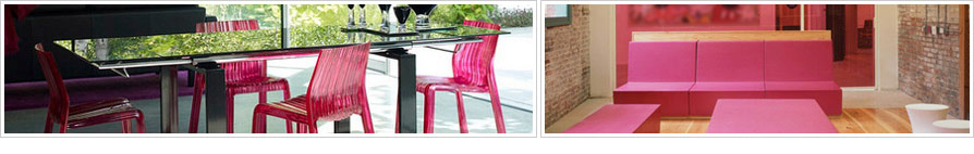 YLiving Inspiration Board: The Power of Pink