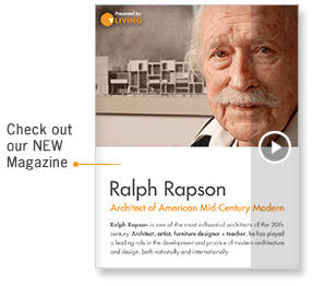 Ralph Rapson: Architect of American Mid-Century Modern